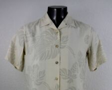 NEW Eagle Dry Goods Co. Signature Series For Women's Shirt Top Size S 100% Silk