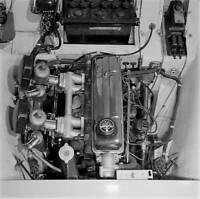 Triumph TR-3 1956 Road Test OLD CAR ROAD TEST PHOTO 7
