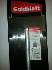 "Goldblatt 16x4 Professional Finishing concrete Trowel Soft Handle G06943 16"" x 4"