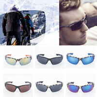 Fashion Polarized Sunglasses Mens Sport Fishing Golfing Driving Glasses Eyewear