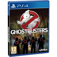 VIDEOGIOCO GHOSTBUSTERS PS4 GIOCO PLAY STATION 4 CO-OP ITALIANO SIGILLATO