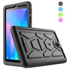 Alcatel Joy Tab 8/3T 8 Tablet Case poética Suave Silicona Cubierta Protectora