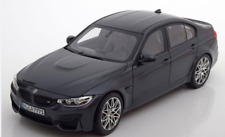 BMW M3 F80 1:18 scale Model Miniature Car Collectable Grey 80432411554