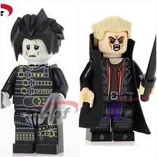 Edward Scissorhands The Lost Boys minifigurine blocks vampire Tim Burton