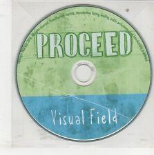 (GQ616) Proceed, Visual Field - 2010 DJ CD