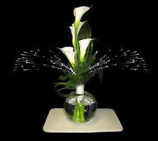 Lot of 5 Chose 11 colors Floral Bouquet Flower Arrangement Wedding Centerpiece