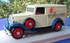 1/43 Eligor (France)   Citroen 500 KG camionnette 1939 rivoir