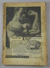 DAREDEVIL ACES PULP MAG AUG 1933 ROBERT SIDNEY BOWEN O B MYERS ROBERT J HOGAN