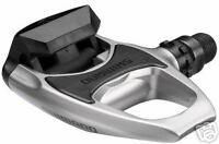 Shimano PD R540 - SPD SL Clipless Road Pedals + Cleats - Silver
