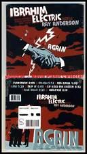 "IBRAHIM ELECTRIC Meets Ray Anderson ""Again"" (CD Digipack) 2007 NEUF"