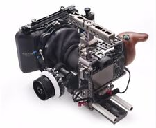 Tilta ES-T17-C Baseplate Wooden handle Follow focus 4*4 Lightweight Matte box