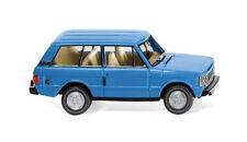 RANGE ROVER BLEU 1970 WIKING 010502 échelle H0 1:87 maquette de Voiture modèle