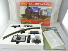 More details for hornby caledonian belle oo starter train set, complete vgc