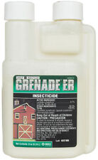 Grenade Er Broad Spectram Pest Control Ants Flies Fleas Bees Beetles & More! 8oz