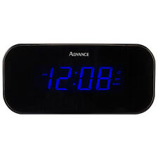 4238AT Advance Time Technology Dual Alarm Clock with USB Charging Port