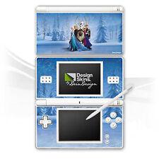 Nintendo DS Lite Folie Aufkleber Skin - Frozen Friends