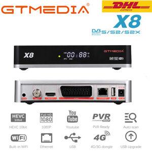 HD Digitaler Satelliten Sat Reciver Unterstützung Online-Film Internet Fernsehen