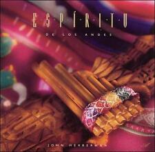 Espiritu De Los Andes Herberman, John Audio CD