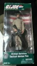 GI Joe Strategic Operations Tactical Advisor Pen Figure 2003 NIP