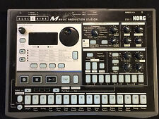 KORG ELECTRIBE EM-1 EM1 PRODUCTION STATION Synthesizer 100%working(ES-1 ER-1EA-1