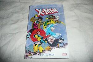 X-MEN Intégrale  1993 (IV)