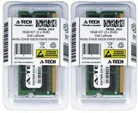 A-Tech 16GB 2 x 8GB Memory RAM for DELL LATITUDE 6430u E5430 E6230 E6430 E6430s
