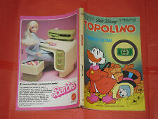 WALT DISNEY- TOPOLINO libretto- n° 1229 - originale mondadori- anni 60/80