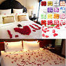 1000Pcs Top Quality Silk Rose Flower Petal for Engagement Wedding Confetti Table