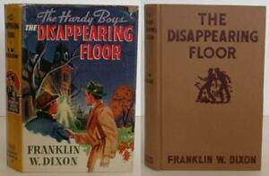 Franklin Dixon / The Hardy Boys The Disappearing Floor First Edition #0104348