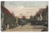 Berkshire Sonning Village 1905 Vintage Postcard 1.11