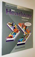 John & Liz Soars NEW HEADWAY UPPER-INTERMEDIATE STUDENT'S BOOK 2004 Oxford