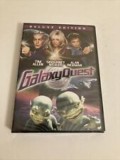 Galaxy Quest Deluxe Edition Dvd Widescreen (New/Sealed)