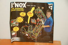 K'Nex Steel Scorpion Roller Coaster Instruction Manual Only 51485/71844