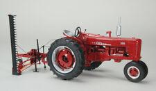 Case IH Farmall 300 Narrow Front Tractor w/ Sickle Mower 1:16 SpecCast ZJD1803 *
