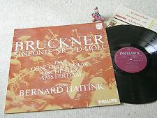 Bruckner Filarmonica n. 3 d-Moll Haitink Concertgebouw NL LP PHILIPS a 02339 L