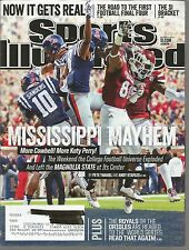 Sports Illustrated October 13 2013 Mississippi State/Cameron Wake/MLB Playoffs