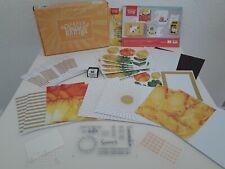 Stampin up ✿ Projektset Paper Pumpkin Sonne Pur ✿  Stempel Spot NEU