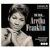 Aretha Franklin - The Real... The Ultimate Collection 3 CD Set RCA Victor Real