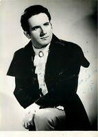 Opera - Autografo del tenore Flaviano Labò (Borgonovo, 1927 - Melegnano, 1991)