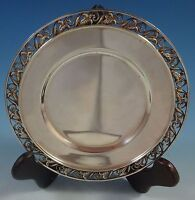 La Paglia by International Sterling Silver Dessert Plate #13988 (#1318)