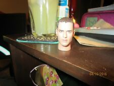 1/6 Hot Toys TrueType 38 Figure Head, Wentworth Miller