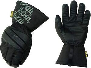 Mechanix Wear Winter Work Gloves Winter Impact Protection Insulated XL Black