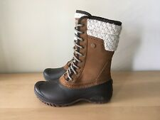 The North Face Shellista ll Mid Women's Waterproof Boots Size 8 New