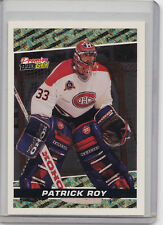 MINT!! 1993 TOPPS PREMIER BLACK GOLD NO. 8  PATRICK ROY MONTREAL CANADIENS