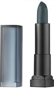 MAYBELLINE COLORSENSATIONAL LIPSTICK -706 Smoky Jade (Gray)
