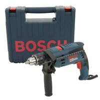 BOSCH 1191VSRK-RT 1/2-Inch 7-Amp Corded Variable-Speed Hammer Drill w/ Case