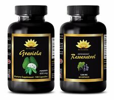Wellness formula whole foods - GRAVIOLA – RESVERATROL COMBO - graviola soursop