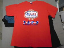 Rare Exclusive Larry Gatlin & The G Brothers Shirt medium Taps Celebrity Classic