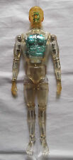 1972 VINTAGE TAKARA HENSHIN CYBORG FIGURE (BLUE) COMPLETE GOOD CONDITION