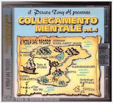 COLLEGAMENTO MENTALE VOL 4 Tony H Lady Helena L'isola del Teoro **COME NUOVO**